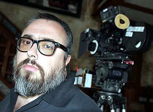 El director de cine, Alex de la Iglesia. (Foto: Bernabé Cordón)