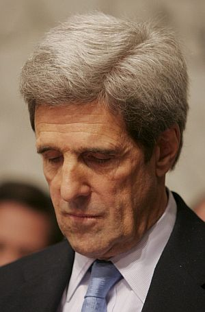 John Kerry. (Foto: EFE)