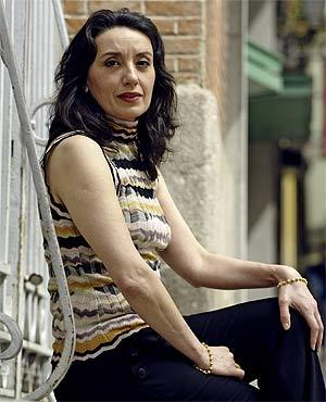 Luz Casal, en una entrevista. (Foto: Kike Para)