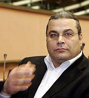 Khaled El Masri. (AFP)