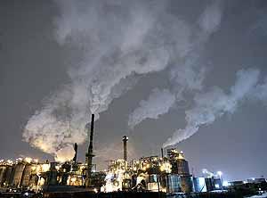 Los gases de efecto invernadero son la mayor amenaza para el planeta. (Foto: AFP)