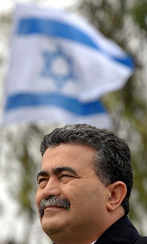 Amir Peretz. (Foto: REUTERS)