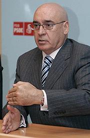 Javier Rojo. (Foto: EFE)