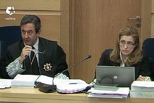 La fiscal Olga Sánchez. (Foto: LaOtra)