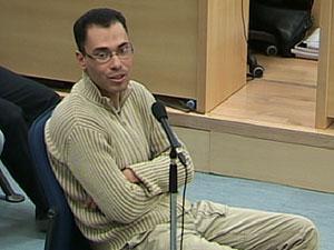 Fouad el Morabit ante la juez.