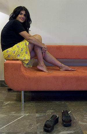 La escritora, en una imagen de archivo. (Foto: Pablo Viñas)