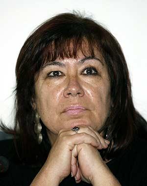 La ministra de Medio Ambiente, Cristina Narbona. (Foto: EFE)