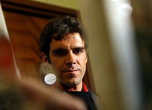 José Tomás, en una reciente aparición pública en Madrid. (Foto: AFP)