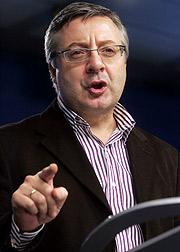 José Blanco. (Foto: EFE)