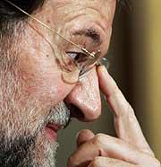 Mariano Rajoy, líder del PP. (Foto: EFE)