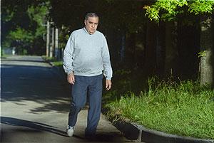 Emilio Masera en una imagen tomada en 2000. (Foto: Daniel Pavobe. Revista Veintitrés)