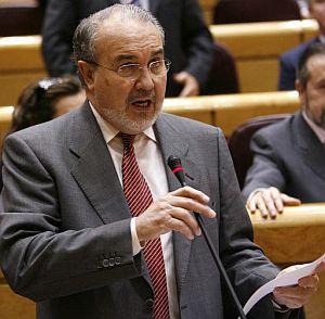 Pedro Solbes, ministro de Economía y Hacienda. (Foto: EFE)