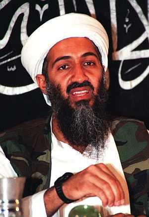 Osama bin Laden, en una imagen de archivo. (Foto: AFP)