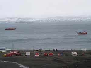 Imagen de la Base. (Foto: Juan Carlos García)