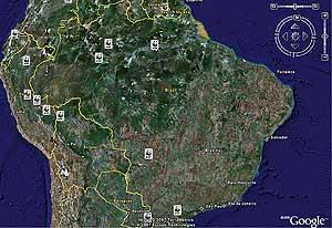 Buena parte de los proyectos sen concentran en América del sur. (Foto: WWF/Adena)