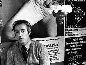 Imagen de archivo del dramaturgo en los años 70. (Foto: EFE)