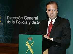 El director general de la Policía y la Guardia Civil, Joan Mesquida. (Foto: EFE)