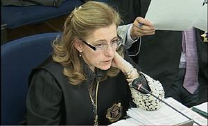Olga Sánchez, fiscal de la Audiencia Nacional. (Foto: EL MUNDO)