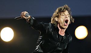Concierto de los Rolling Stones en el estadio San Siro en Milán en julio de 2006. (Foto: AP)