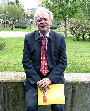Juan Manuel Gozalo. (Foto: EL MUNDO)
