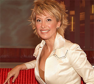 Teresa Viejo es la presentadora del programa. (Foto: EL MUNDO)