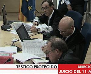 Los miembros del Tribunal. (Foto: LaOtra)