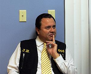 José Luis Jesús Miranda, líder de la secta, en una imagen reciente. (Foto: AFP)