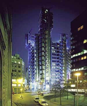 El edificio Lloyds, en Londres. (Foto: REUTERS)