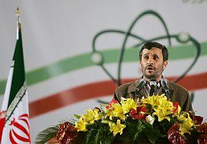 El presidente de Irán, Mahmud Ahmadineyad. (Foto: AFP)