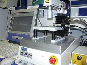 El detector de envolvente acústica. (Foto: CSIC)
