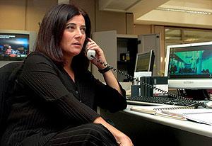 Georgina Cisquella es responsable del espacio. (Foto: TVE)