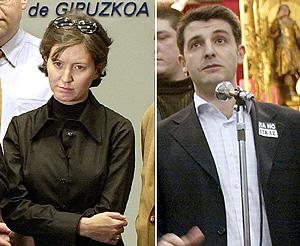 Vanessa Vélez y Ramón Gómez. (Foto: EFE)
