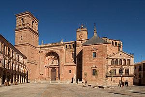 Iglesia de San Andrés de Villanueva de los Infantes. (Foto: Porriño Producciones)
