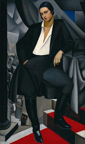 Retrato de la duquesa de la Salle. (Foto: Fundación Caixa Galicia)