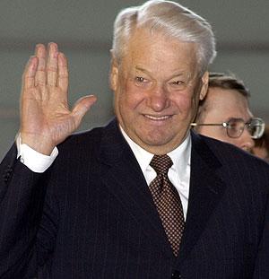 Boris Yeltsin. (Foto: AFP)