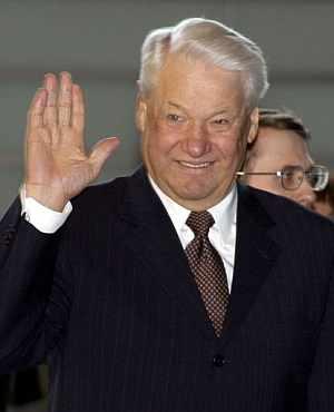 Yeltsin, en una imagen de 2003. (Foto: AFP)