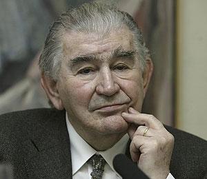 El escritor Antonio Gamoneda. (Foto: El Mundo).
