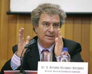 César Antonio Molina, director del Instituto Cervantes. (Foto: EFE)