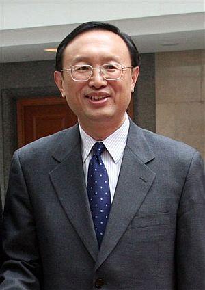 Yang Jiechi. (Foto: AP)