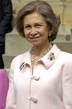 La segunda hija de los Príncipes de Asturias recibirá el nombre de Sofía, en homenaje a su abuela, la Reina Sofía. (Foto: EFE)