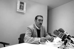 Roque López, ex secretario de los socialistas en Ibiza. (Foto: MUNDO)