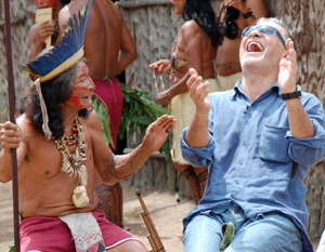 Sardá se ríe en un momento del programa. (Foto: Telecinco)