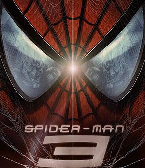 Cartel promocional de Spiderman 3.