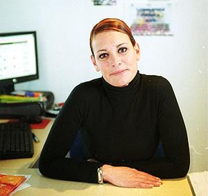 Sandra Mayans. (Foto: EL MUNDO)