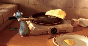 Remy, la estrella de Ratatouille. Vea el tráiler. (Foto: Walt Disney/Pixar)