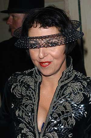Isabella Blow, en una imagen de 2005. (Foto: AP)