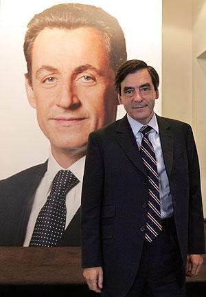 Fillon, en una imagen del pasado mes de marzo. (Foto: AFP)