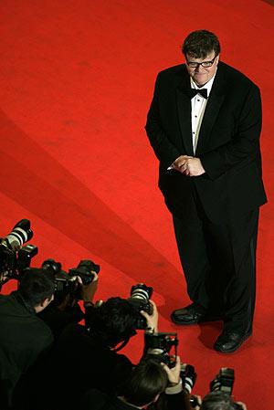 Moore posa para los fotógrafos en la alfombra roja de Cannes. (Foto: REUTERS)