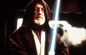 El maestro Jedi, Obi-Wan Kenobi. (Foto: AP)