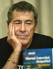 Fernando Sánchez Dragó. (Foto: Julio Palomar)